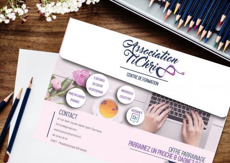 Brochure association tichri