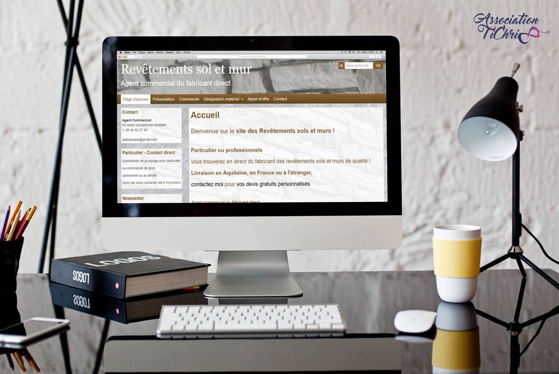 Centre de formation site web tichri28