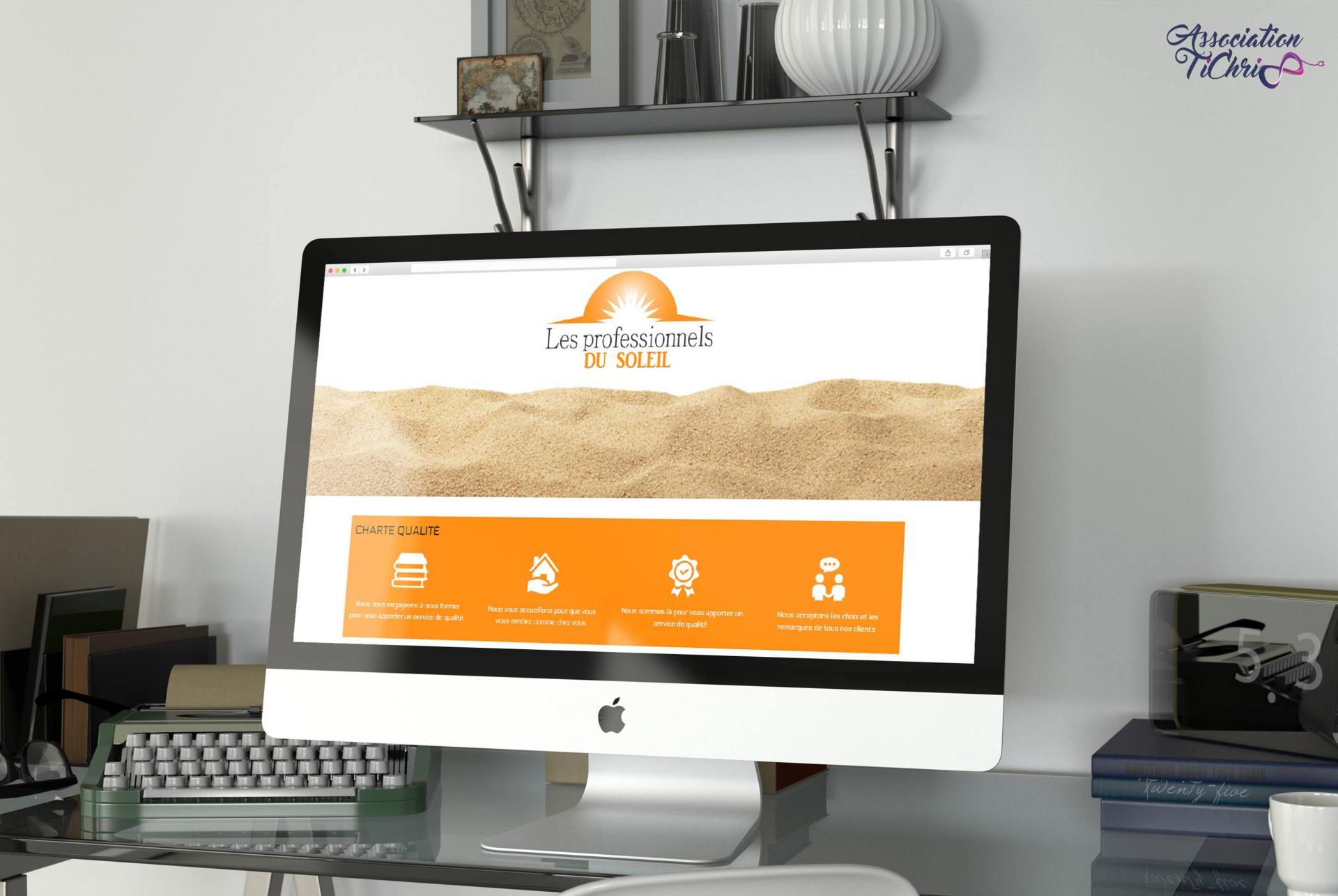 Centre de formation site web tichri44