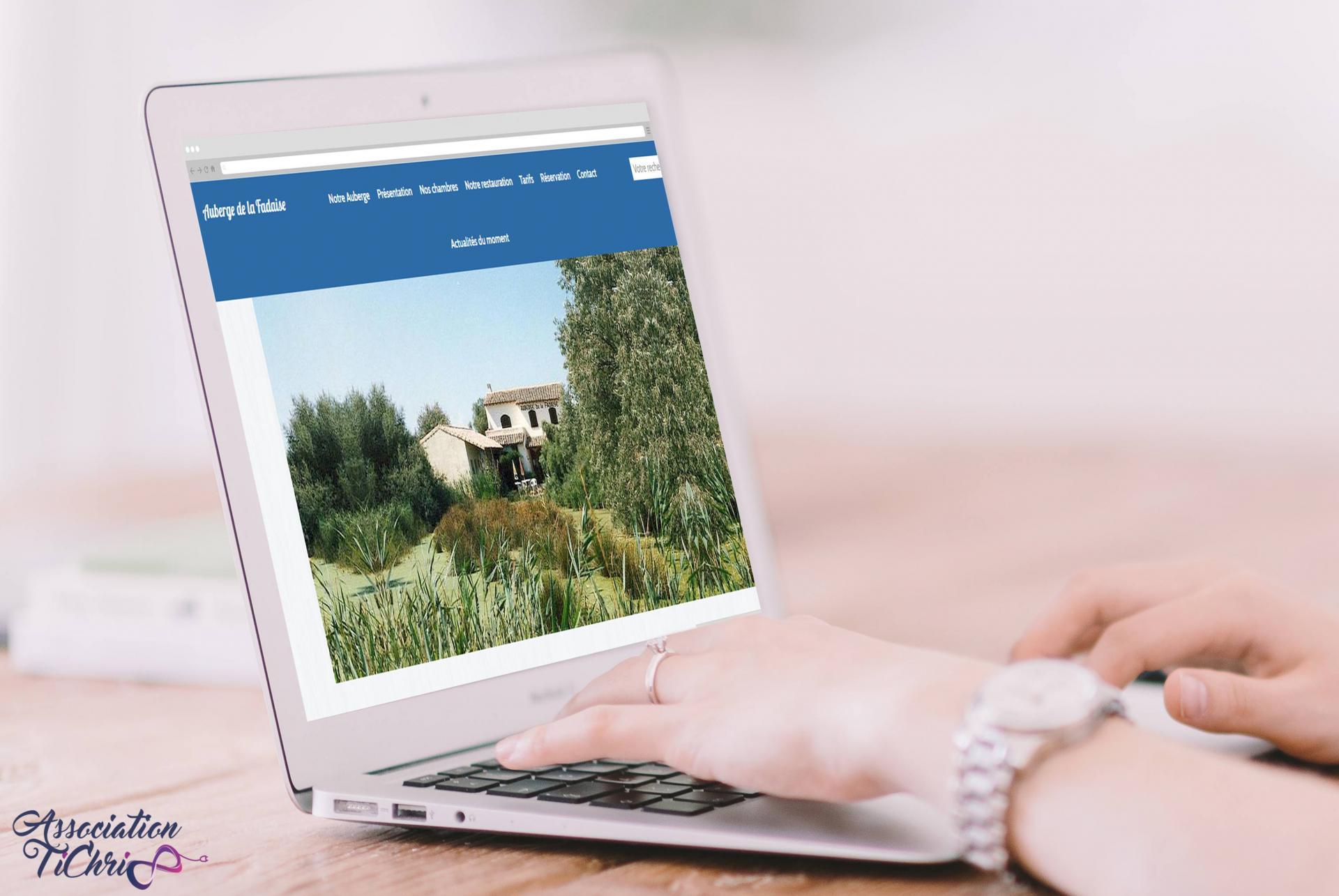 Centre de formation site web tichri48