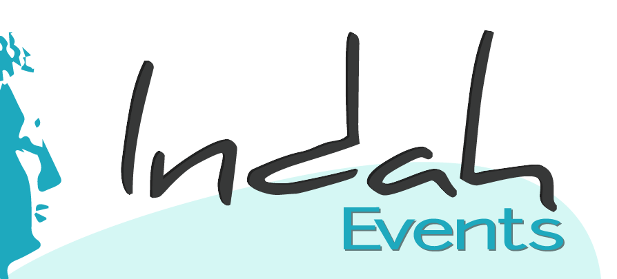 Indah events logo