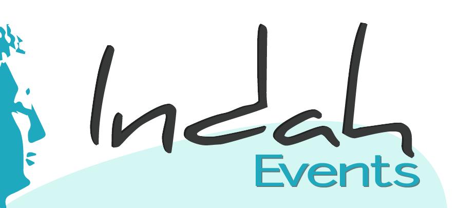 Indah events logo